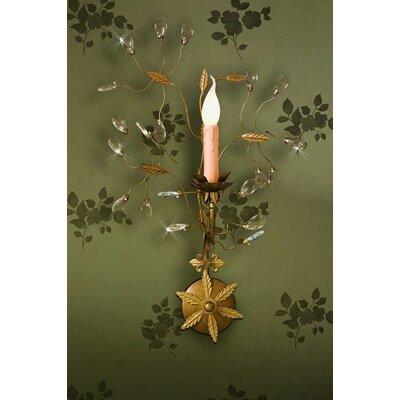 Home Lighting Wandfackel 1-flammig Bouquete