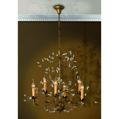 Home Lighting Kronleuchter 6-flammig Bouquete