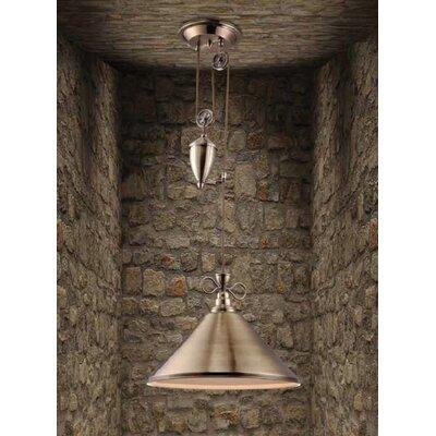 Home Lighting Schalen-Pendelleuchte 1-flammig Lidia