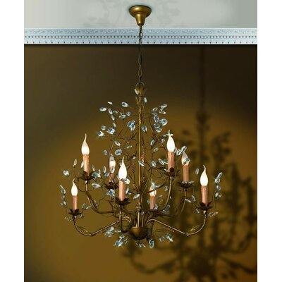 Home Lighting Kronleuchter 8-flammig Bouquete