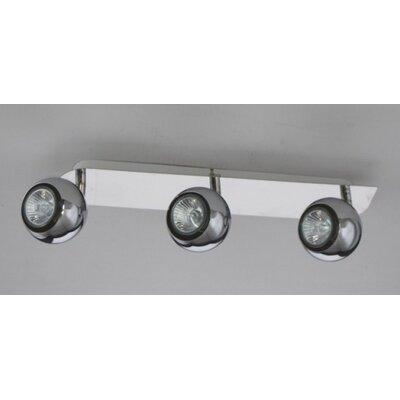 Home Lighting Volles Schienenbeleuchtungsset 3-flammig Sphera