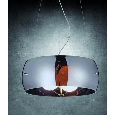 Home Lighting Trommel-Pendelleuchte 3-flammig Faro