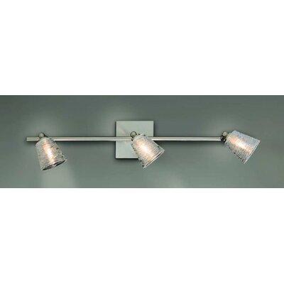 Home Lighting Volles Schienenbeleuchtungsset 3-flammig Riga