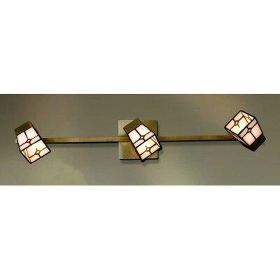Home Lighting Volles Schienenbeleuchtungsset 3-flammig Vitro Spot