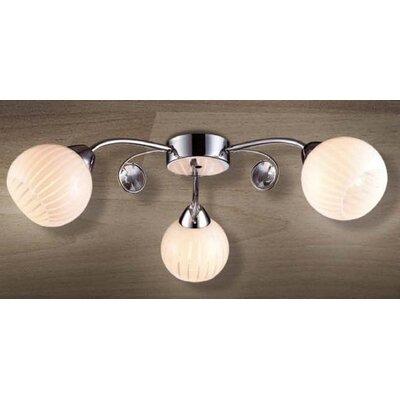 Home Lighting Deckenleuchte 3-flammig Figo