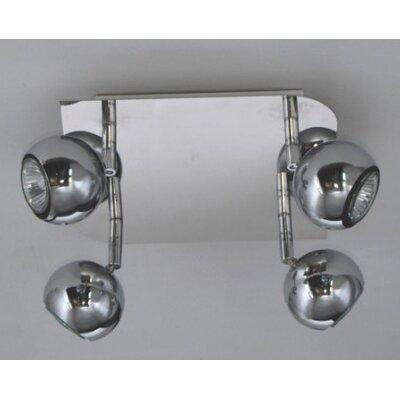 Home Lighting Deckenleuchte 4-flammig Sphera