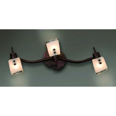 Home Lighting Volles Schienenbeleuchtungsset 3-flammig Antique Spot
