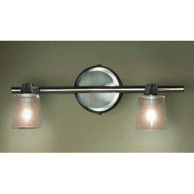 Home Lighting Volles Schienenbeleuchtungsset 2-flammig Glass Spot
