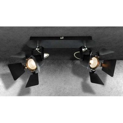Home Lighting Volles Schienenbeleuchtungsset 2-flammig Mystik