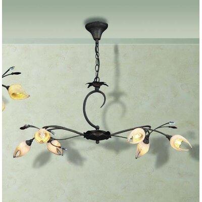 Home Lighting Design-Pendelleuchte 6-flammig Edem