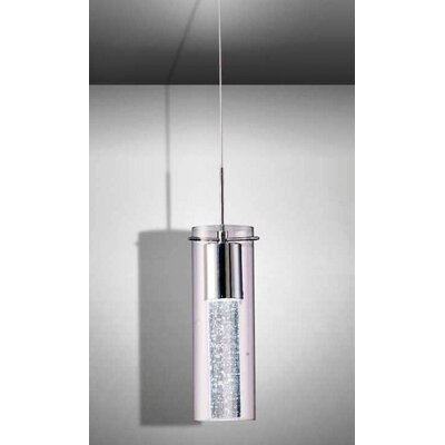 Home Lighting Geometrische Pendelleuchte 1-flammig Gloss