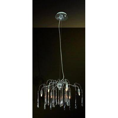 Home Lighting Design-Pendelleuchte 6-flammig Bunch