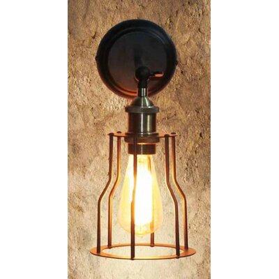 Home Lighting Wandfackel 1-flammig Pari