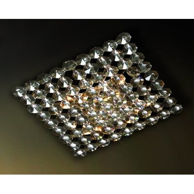 Home Lighting Deckenleuchte 4-flammig Diamond