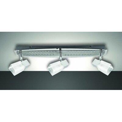 Home Lighting Volles Schienenbeleuchtungsset 3-flammig