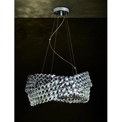 Home Lighting Design-Pendelleuchte 6-flammig Diamond