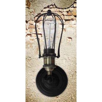 Home Lighting Wandfackel 1-flammig Tuko
