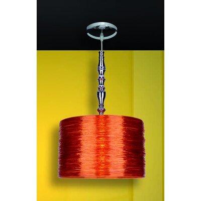 Home Lighting Trommel-Pendelleuchte 1-flammig Fun