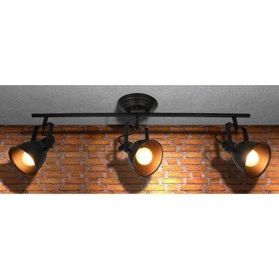 Home Lighting Volles Schienenbeleuchtungsset 3-flammig Loop