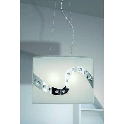 Home Lighting Design-Pendelleuchte 2-flammig Vista