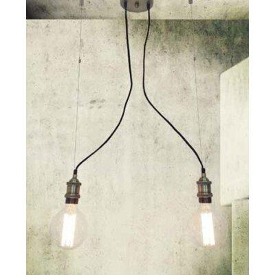 Home Lighting Design-Pendelleuchte 2-flammig Magnum
