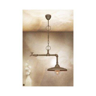 Home Lighting Design-Pendelleuchte 1-Flammig Pipes