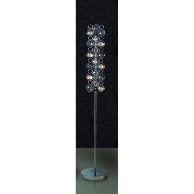 Home Lighting 153 cm Design-Stehlampe Jewelery