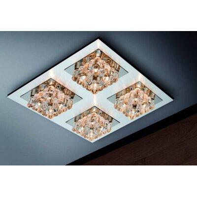 Home Lighting Deckenleuchte 16-flammig Prisma