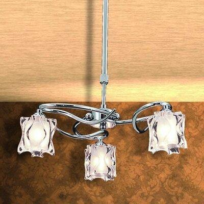 Home Lighting Kronleuchter 3-flammig Da Luz