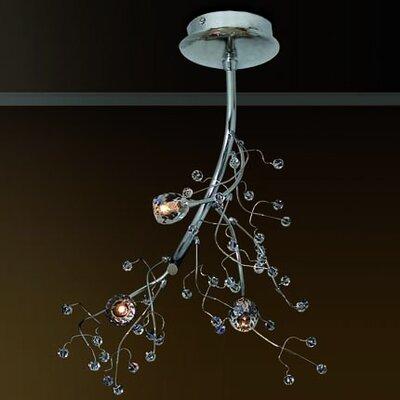 Home Lighting Design-Pendelleuchte 3-flammig Marbles
