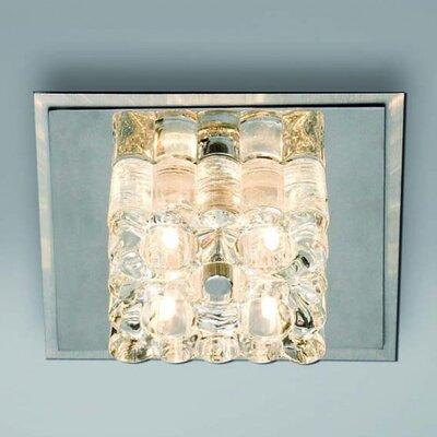 Home Lighting Deckenleuchte 4-flammig Prisma