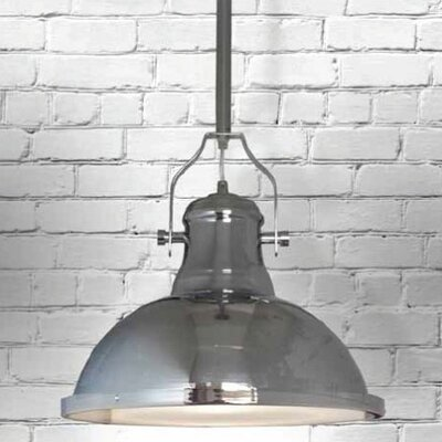 Home Lighting Schalen-Pendelleuchte 1-flammig Ona