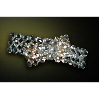 Home Lighting Design-Wandleuchte 2-flammig Diamond