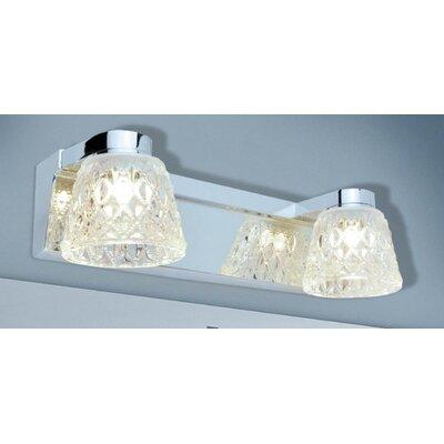 Home Lighting Spiegelleuchte 2-flammig Elite