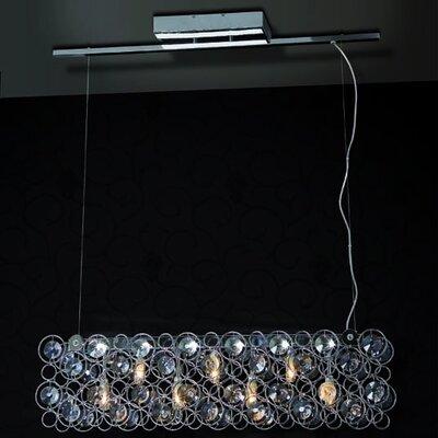 Home Lighting Design-Pendelleuchte 7-flamig Jewelery