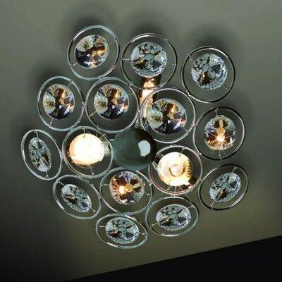 Home Lighting Design-Wandleuchte 3-flammig Jewelery