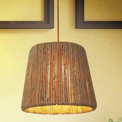 Home Lighting Mini-Pendelleuchte 1-flammig Hat Cords