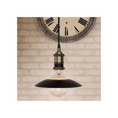 Home Lighting Mini-Pendelleuchte 1-flammig Magnum Plate