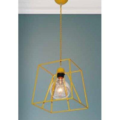 Home Lighting Geometrische Pendelleuchte 1-flammig Cube