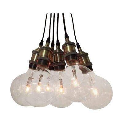 Home Lighting Design-Pendelleuchte 6-flammig Magnum