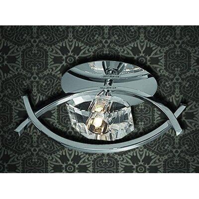 Home Lighting Design-Wandleuchte 1-flammig Brava