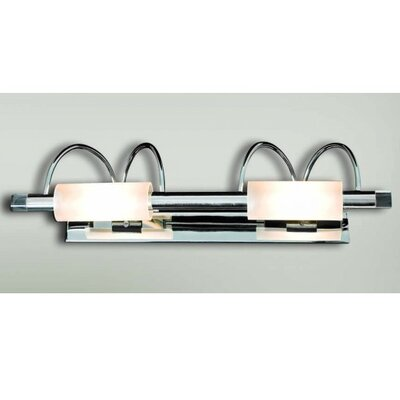 Home Lighting Design-Wandleuchte 2-flammig Cylinder