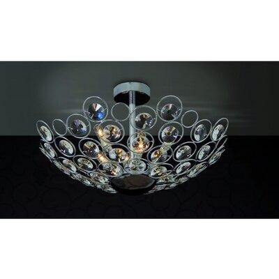Home Lighting Deckenleuchte 6-flammig Jewelery