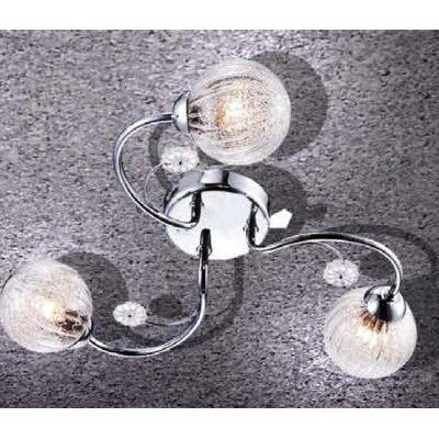 Home Lighting Deckenleuchte 3-flammig Mano