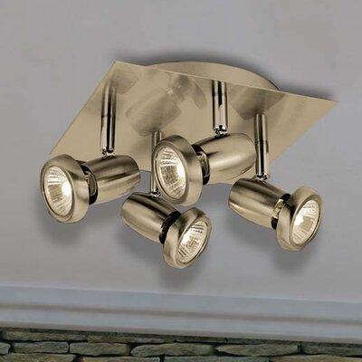 Home Lighting Deckenleuchte 4-flammig Flot