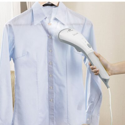 Handheld Quick Steam Garment Steamer Color: Gray