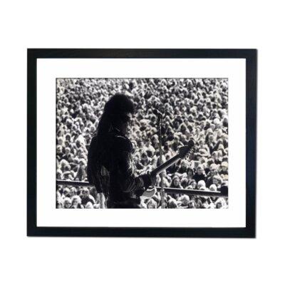 Culture Decor Jimmy Hendrix Framed Photographic Print