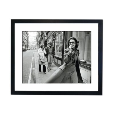 Culture Decor Jean Simmons Framed Photographic Print