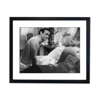 Culture Decor Sean Connery - From Russia With Love Framed Photographic Print