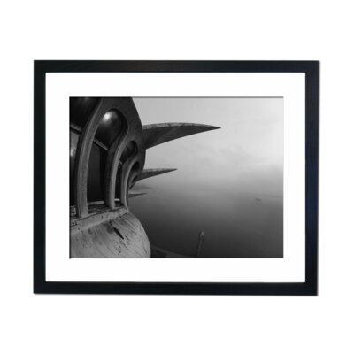 Culture Decor Statue of Liberty Dusk Framed Photographic Print